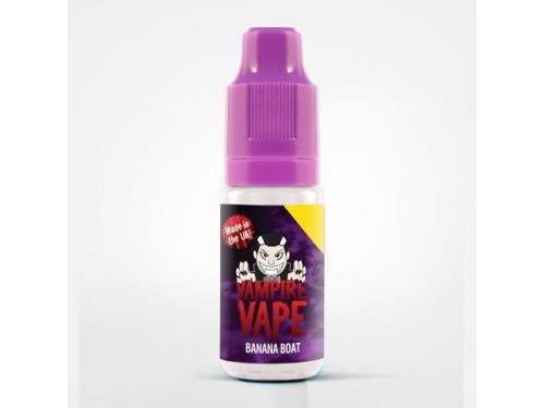 Vampire Vape Banana - E-Zigaretten Liquid