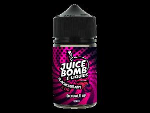 Juice Bomb - Double Up - Blackcurrant Liq 0mg/ml 50ml