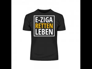 T-Shirt E-Zigaretten Leben