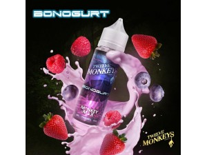 Twelve Monkeys - Bonogurt - 50ml - 0mg/ml