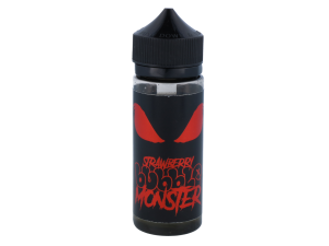 Bubble Monster - Strawberry - 100ml 0mg/ml