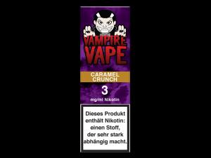 Vampire Vape Caramel Crunch - E-Zigaretten Liquid