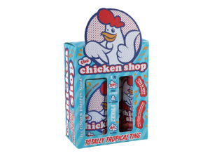 Chicken Shop - Totally Tropical Ting 0mg/ml