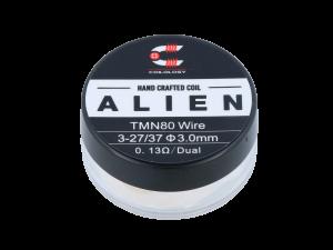 Coilology Handmade Alien TMN80 0,13 Ohm (2 Stück pro Packung)