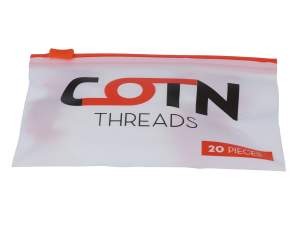 Coton ouaté de COTN - Threads (20 pièces par paquet)