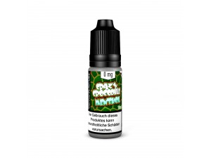 GermanFLAVOURS - Crazy Crocodile Menthol - E-Zigaretten Liquid