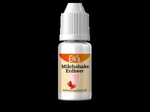 Elli´s Aromen - Aroma Milchshake Erdbeere 10ml