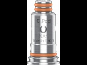 Résistances G 0,6 ohm de GeekVape (5 pièces par paquet)