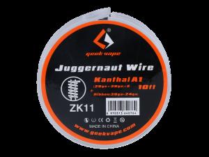 Geekvape Juggernaut Kanthal A1 Wickeldraht