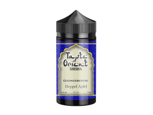 Taste of Orient - Doppel Apfel 0mg/ml 120ml