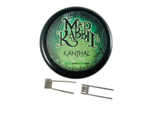 Mad Rabbit Staple Coils 0,3 Ohm (10 Stück pro Packung)