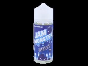 Jam Monster - Blueberry 0mg/ml 100ml