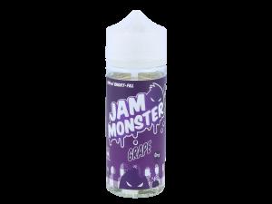 Jam Monster - Grape 0mg/ml 100ml