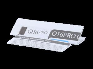 JustFog Q16 Pro Clearomizer Set