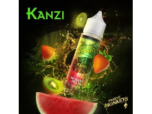Twelve Monkeys - Kanzi - 50ml - 0mg/ml