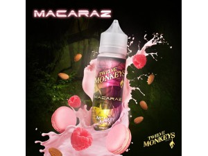Twelve Monkeys - MacaRaz - 50ml - 0mg/ml