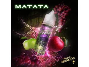 Twelve Monkeys - Matata - 50ml - 0mg/ml