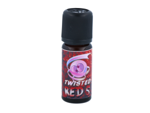 Twisted - Twisted Aroma - Red 5 - 10ml