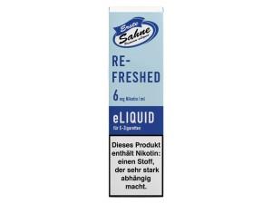 "Erste Sahne ""Refreshed"" - E-Zigaretten Liquid"