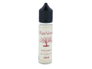 Ripe Vapes - Pear Almond - 50ml 0mg