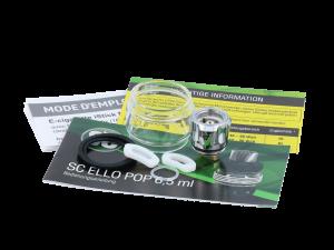 SC Ello Pop Clearomizer Set