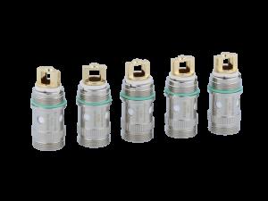 SC EC Ceramic 0,5 Ohm Heads (5 Stück pro Packung)