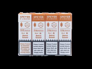 Spever Beirut Sunset - E-Zigaretten Liquid