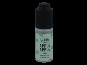 Simple Essentials - Apple Apple - E-Zigaretten Liquid