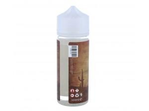 Smoking Bull - Erdbeer Kuhsaft - 100ml - 0mg