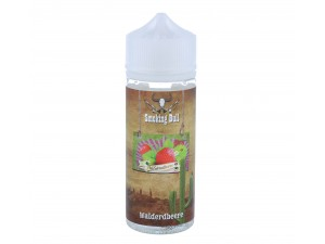Smoking Bull - Walderdbeere - 100ml - 0mg