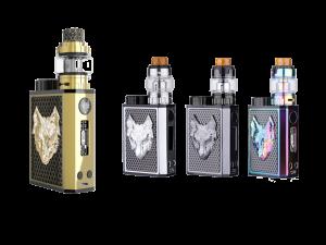 Snowwolf Mini E-Zigaretten Set