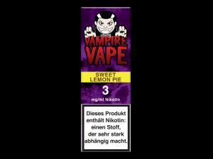 Vampire Vape Sweet Lemon Pie- E-Zigaretten Liquid