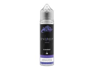 The Fog Clown - Energy Series - Blackcurrant - 50ml - 0mg/ml