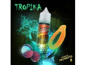 Twelve Monkeys - Tropika - 50ml - 0mg/ml
