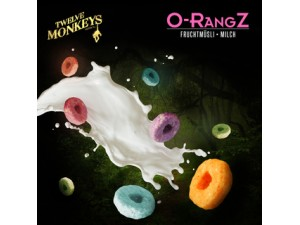 Twelve Monkeys - O-RangZ - 30ml