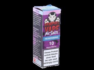Vampire Vape - Heisenberg - E-Zigaretten Nikotinsalz Liquid
