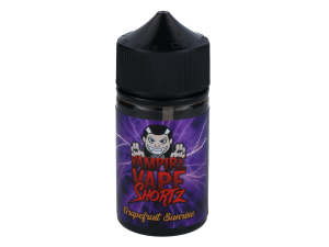 Vampire Vape Shortz - Grapefruit Sunrise - 0mg/ml