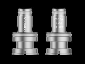 VooPoo PnP-C1 1,2 Ohm Head (5 Stück pro Packung)