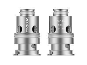 VooPoo PnP-R1 0,8 Ohm Head (5 Stück pro Packung)