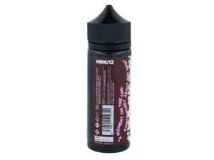 Wonutz - Coffee Caramel Glazed - 100ml - 0mg/ml