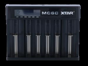 XTAR Queen ANT MC6C Ladegerät