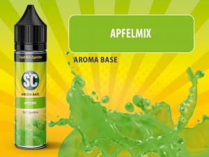 Vape Base - Apfelmix 0mg/ml 50ml