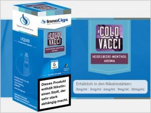 Cold Vacci Heidelbeere-Fresh Aroma - Liquid für E-Zigaretten