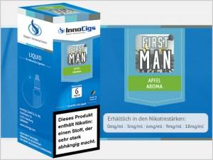 First Man Apfel Aroma - Liquid für E-Zigaretten