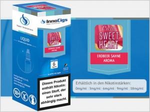 Pretty Sweetheart Sahne-Erdbeer Aroma - Liquid für E-Zigaretten