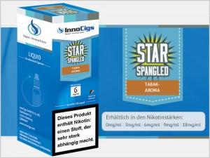 Star Spangled Tabak Aroma - Liquid für E-Zigaretten
