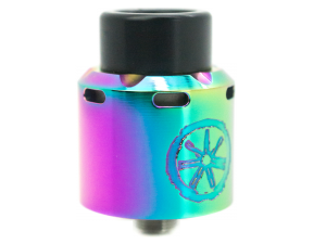 AsMODus .Blank RDA Clearomizer Set
