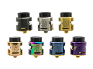 AsMODus Bunker RDA Clearomizer Set