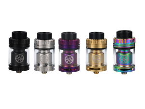 AsMODus Voluna V2 RTA Clearomizer Set