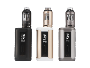 Aspire Speeder E-Zigaretten Set